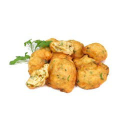 Buñuelos de bacalao ( bolsa 1 kg )